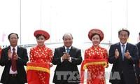 Vietnam inaugura el puente sobre el mar más largo del Sudeste Asiático