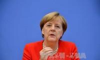 Merkel y Trump instan a imponer nuevas sanciones contra Pyongyang