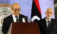 Francia destaca el compromiso nacional de resolver la crisis de Libia