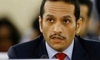 Qatar dispuesto a negociar con países del Golfo para resolver la crisis diplomática