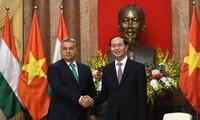 Continúan actividades del premier húngaro en Vietnam