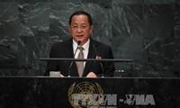 Corea del Norte considera todas sus opciones para responder a Estados Unidos