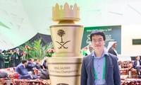 Ajedrecistas vietnamitas mejoran posición en el ranking mundial