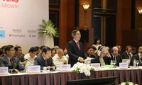 Foro Económico de Vietnam 2018: hacia un desarrollo rápido y sostenible