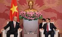 Fortalecen los intercambios amistosos entre Vietnam y Japón