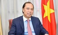 Vietnam contribuirá al desarrollo de las relaciones Asean-India