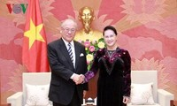 Vietnam y Japón fortalecen la cooperación parlamentaria