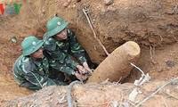 Vietnam establece órgano permanente para paliar consecuencias de bombas y minas
