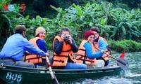 Registran un impresionante aumento de turistas extranjeros en Vietnam en febrero pasado