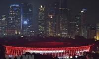 Indonesia lista para los Juegos Deportivos Asiáticos 2018