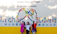 Inauguran en Quang Nam un proyecto de arte para la comunidad