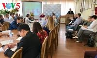 Conferencia en Rusia analiza el Acuerdo de París para restaurar la paz en Vietnam