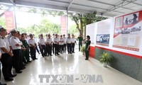 """Exposición """"Presidente Ho Chi Minh con los movimientos de emulación patriótica"""""""