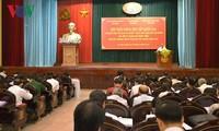 Analizan valores teóricos y prácticos del llamamiento al patrotismo del presidente Ho Chi Minh