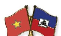 Haití aspira a desarrollar relaciones con Vietnam