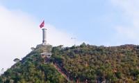 Poeta Hung Dinh Quy y su relato sobre la construcción de la torre de bandera de Lung Cu