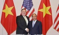 Vietnam y Estados Unidos abogan por afianzar la asociación integral bilateral