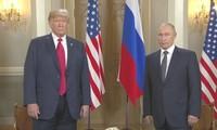 Cumbre Rusia-Estados Unidos: Ambos líderes comienzan a encontrarse