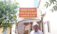 Lam Van Bang actúa para sus antiguos compañeros de combate