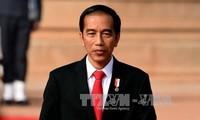 Presidente indonesio invita a los líderes coreanos a la apertura de los Juegos Asiáticos 2018