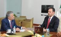 México y Vietnam promueven la cooperación entre localidades
