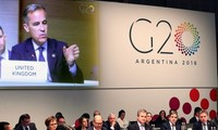 El G20 logra poco consenso en la solución de disputas comerciales