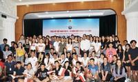 Concluye Campamento de Verano para jóvenes vietnamitas en ultramar 2018