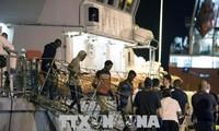 Italia acuerda recibir a los migrantes rescatados en el mar