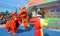 Binh Dinh pide reconocimiento al Festival de Mercado Go como Patrimonio Cultural Nacional
