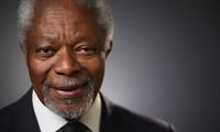 ONU arregla el momento del funeral para el difunto secretario general Kofi Annan
