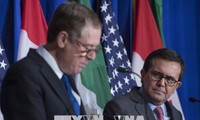 Estados Unidos, México y Canadá buscan lograr el acuerdo revisado del TLCAN