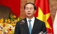 Presidente vietnamita felicita a profesores y estudiantes en ocasión del nuevo año escolar