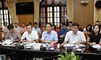 Sesiona V reunión del Comité Organizador de la Conferencia del Foro Económico Mundial sobre la Asean