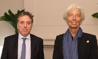 Negociaciones de apoyo financiero entre el Fondo Monetario Internacional y Argentina progresan