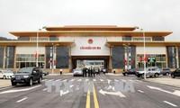 Inauguran puestos fronterizos entre Vietnam y China