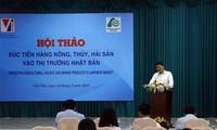 Vietnam busca soluciones para exportar productos agrícolas y acuícolas al mercado de Japón