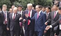 Líderes mundiales lamentan el deceso del presidente Tran Dai Quang
