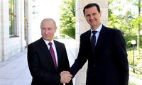 Rusia lista para contribuir a recuperar soberanía de Siria