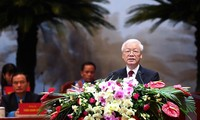Construir una clase obrera sólida es una tarea importante y urgente, afirma líder partidista de Vietnam