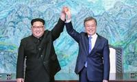Desnuclearización de Corea del Norte beneficia a todo el mundo, afirma el presidente surcoreano