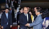 Medios japoneses aprecian visita del premier vietnamita al país
