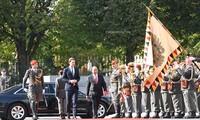 Vietnam y Austria decididos a promover cooperación bilateral