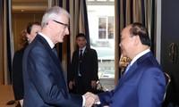 Continúan actividades del premier vietnamita en su visita a Bélgica