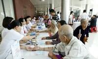 Vietnam por mejorar servicios de atención médica al pueblo