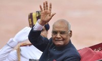 Presidente indio visitará Vietnam
