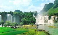 Cao Bang recibe título de Parque Geológico Global de la Unesco