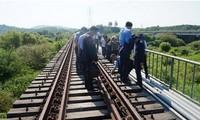 ONU y Estados Unidos conceden exención de sanciones por estudio ferroviario intercoreano