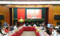 Alistan VII Congreso Nacional de la Asociación de Agricultores vietnamitas