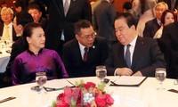 Celebran en Seúl el Foro de Inversión y Comercio Vietnam-Corea del Sur