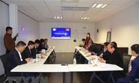 Localidad vietnamita busca oportunidades de cooperación e inversión en Francia